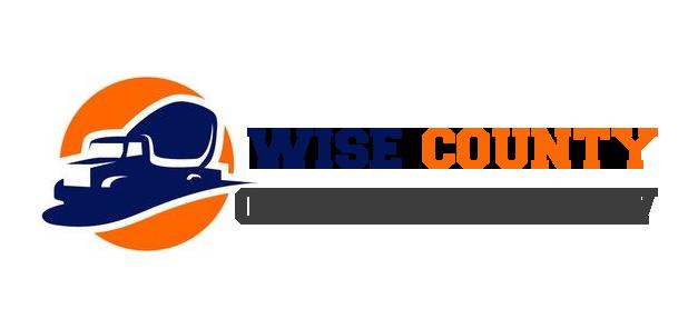 wise county concrete crew LOGO